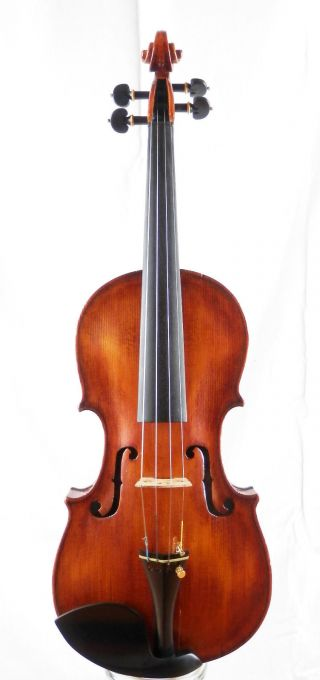 Antique Italian 110 Year Old 4/4 Violin (fiddle,  Geige) photo