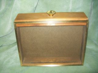 Vintage Counter Top Display Case Jewelry Case - Fashioned By Wells - Wells Jewel photo