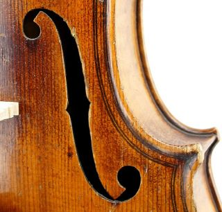 Wonderful Antique German Violin By Louis Lowendall,  Dresden,  1886, photo