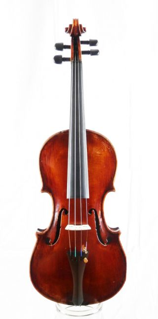 Italian Master Violin Antique 130 Year Old 4/4 Size (fiddle,  Geige) photo