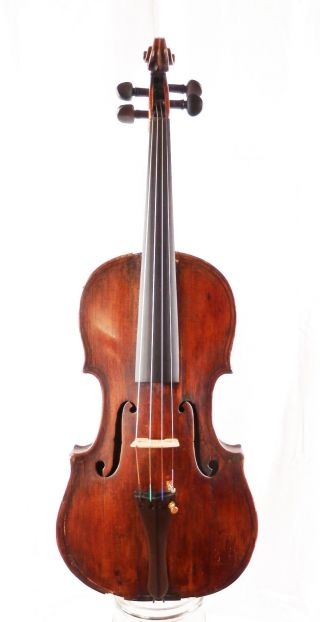 Antique Italian 180 Year Old 4/4 Violin (fiddle,  Geige) photo