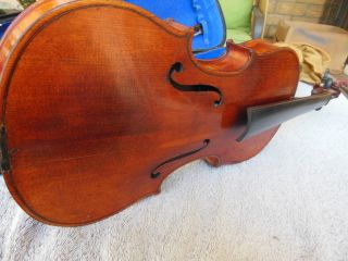 Antique Stradiuaris 4/4 Violin Copy Branded Offenbach Bow And Case photo