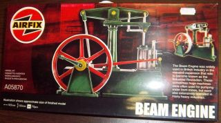 Beam Engine Airfix A05870 Scale Model Kit Scale Modeler photo