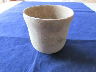 Ancient Neolithic Period Indus Valley Beaker - 3300 - 3000 B.  C (one) photo