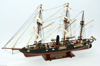 Css Alabama Tall Ship Model 34