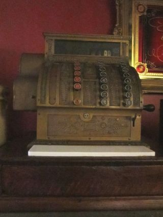 Early 1900 ' S National Cash Register photo