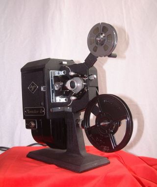 ' 30s Antique 8mm Film Projector - Agfa - In Museum Condition photo