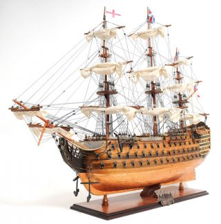 Copper Clad Bottom Hms Victory Wooden 38