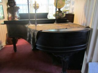 Antique 1908 Steinway Model