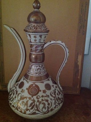 Antiques Asian Persian /iran Ewer photo
