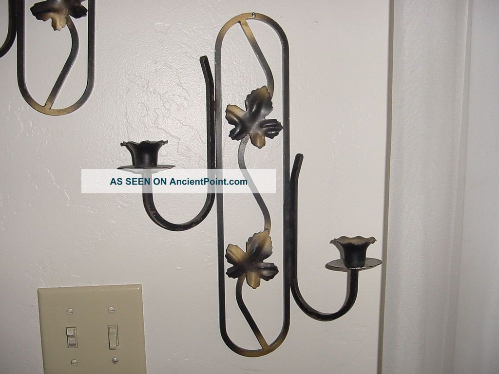 Wrought Iron Wall Sconces For Candles : Wrought Iron Wall Decor Candle Sconces Chandeliers Tattoo Design Bild