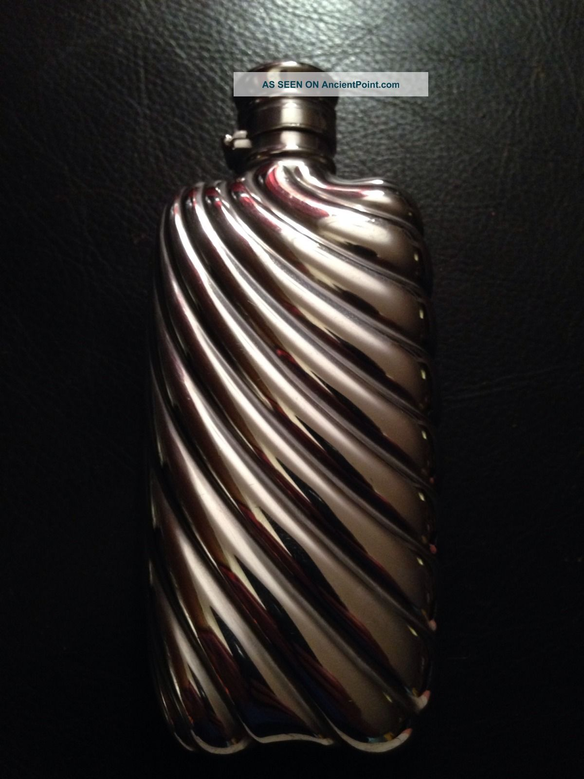Antique Gorham Art Nouveau Flask Bottles, Decanters & Flasks photo