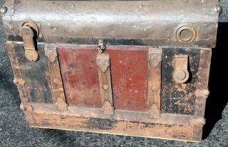 Antique Trunk 30.  5