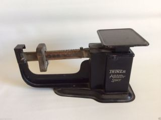 Vintage Triner Airmail Accuracy Scale photo