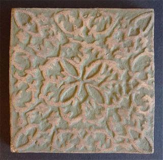 Handcraft Antique Geometric Tile photo