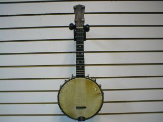Banjo Uke Slingerland Marybell 1930 ' S photo