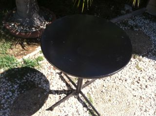 Mid - Century Cigarette/cafe/diningtable - Paul Mccobb For Directional? photo