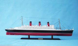 Queen Mary Ltd 40