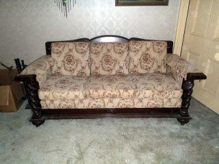 Unique Three Piece Sofa Set photo