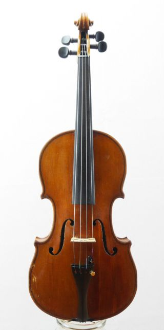 Antique Italian 100 Year Old 4/4 Master Violin (fiddle,  Geige) photo