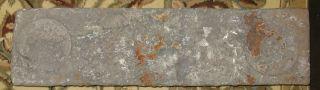 East India Co.  1800 Tin Ingot Shipwreck Queen St.  Salvador Brazil 64 Lbs Silver photo