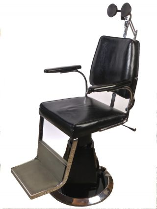 Reliance 1962 Ophthalmic Antique Exam Lane Chair photo