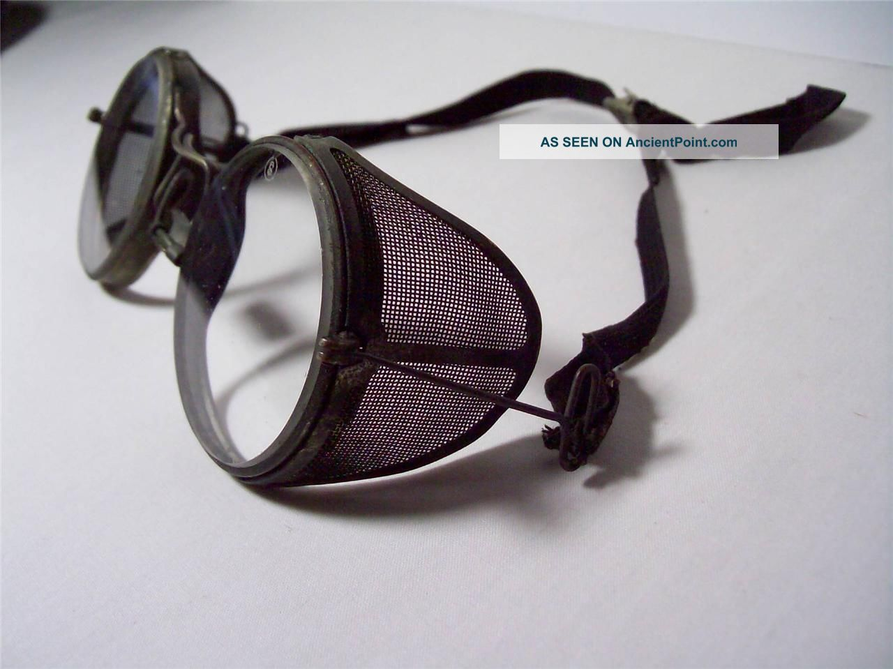 0da0d6fb018 Prescription Safety Glasses With Mesh Side Shields - Bitterroot ...
