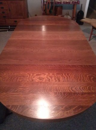 Reutti Company Antique Table photo