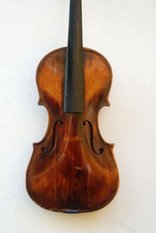 Old Antique Violin For Setup,  Perfect Structural Condition, ,  Rare photo
