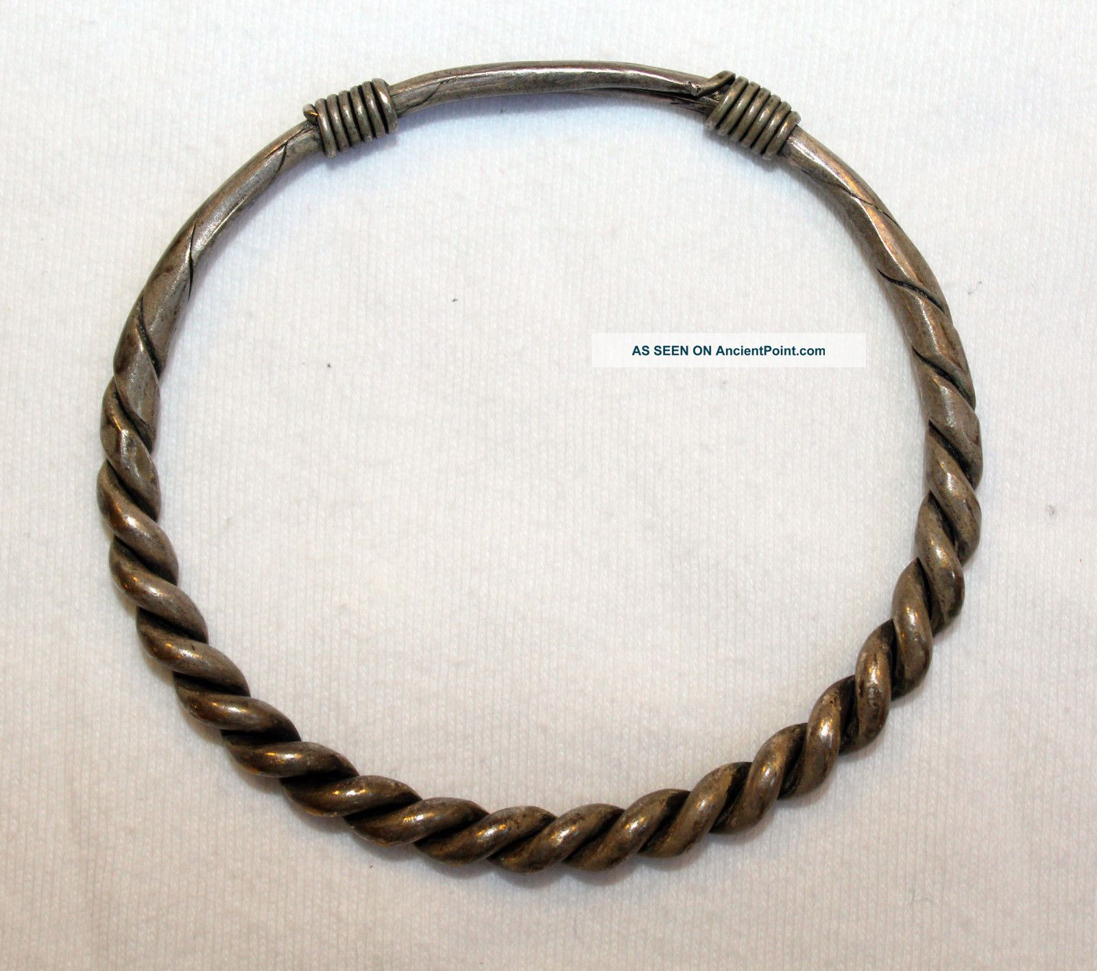 Viking neck ring from Linköping, Sweden | Viking Accessories - Metal ...