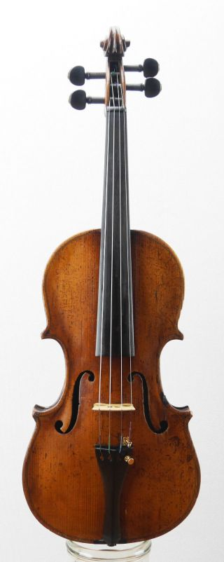 Very Rare,  Antique Italian Fine Old 4/4 Violin (fiddle,  Geige) photo
