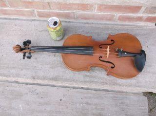 Antique Suzuki Violin 11 1947 In The Usa photo
