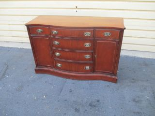 52876 Bassett Buffet Sideboard Server photo
