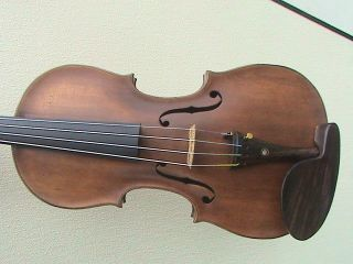 Unusual Interesting Antique 4/4 Condition - Ready To Play photo