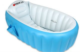 Baby Bath Barrels Day Bed Children ' S Thicken Inflatable Bath Tub Swimming Pool photo
