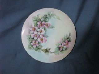 470 Hand Painted Noretake Nippon Trivet photo