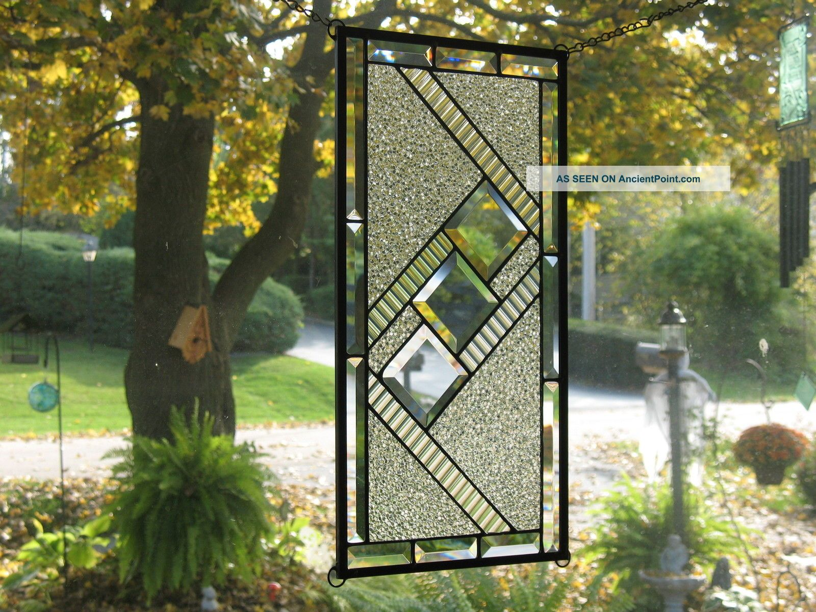 Pin contemporary stained glass cambridge on pinterest for Contemporary stained glass