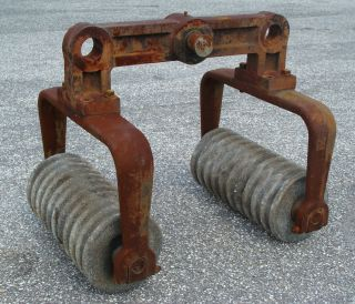 Industrial Cast Iron Granite Machine Legs Table Base Chocolate Conche Roller photo