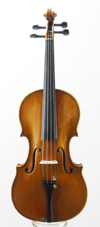Fine,  Antique Aprox 100 Year Old Italian Violin 4/4 photo