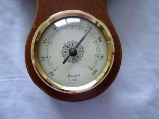 Vintage Barometer (11) W.  Germany,  1970 ' S,