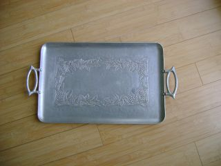 Antique Serving Tray photo