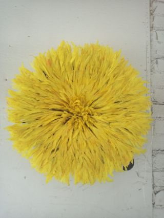 African Traditional Yellow 30