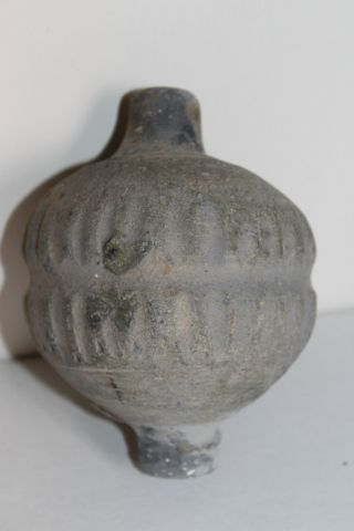 Rare Ancient Byzantine Ceramic War ' Greek Fire ' 10th C.  Ad. photo