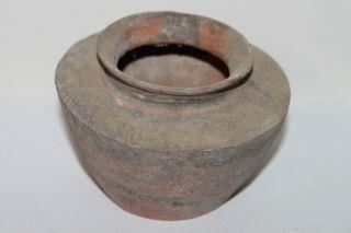 Ancient Indus Valley Pottery Bowl2800 1800 Bc Harappan photo