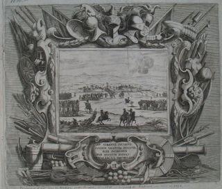 Fançois D ' Est Duc De Modène Et De Reggio - Bartholomé FÉnice - 1656 photo
