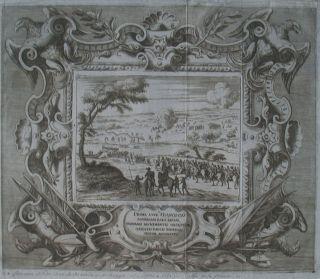 Fançois D ' Est Duc De Modène Et De Reggio - Bartholomé FÉnice - 1655 photo