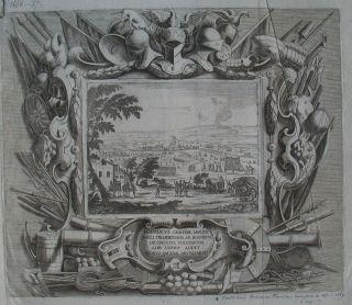 Fançois D ' Est Duc De Modène Et De Reggio - Bartholomé FÉnice - 1656 - 57 photo