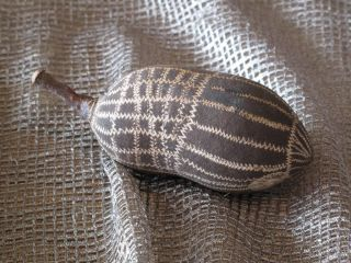 Old Australian Aboriginal Carved Boab Nut… From The Kimberley's. . . photo