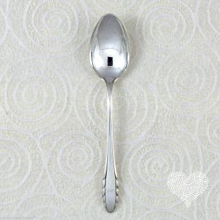 Gorham Lyric Vintage Sterling Silver Flatware Teaspoon 163 - 4 photo