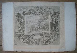 Fançois D ' Est Duc De Modène Et De Reggio - Bartholomé FÉnice - 1655 - 56 photo